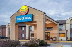 Comfort Inn Boonville MO Missouri