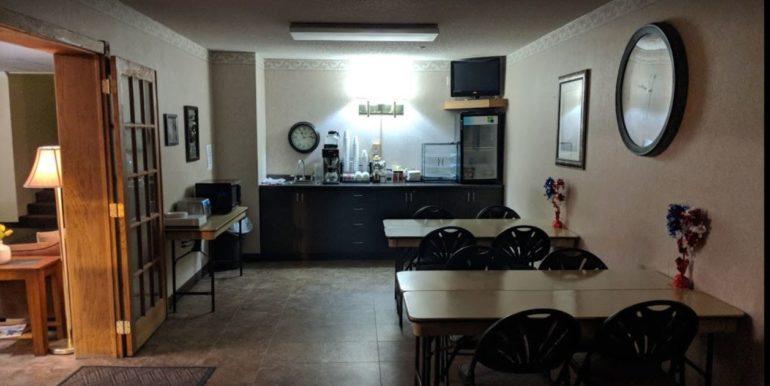 KENND03 Breakfast Area