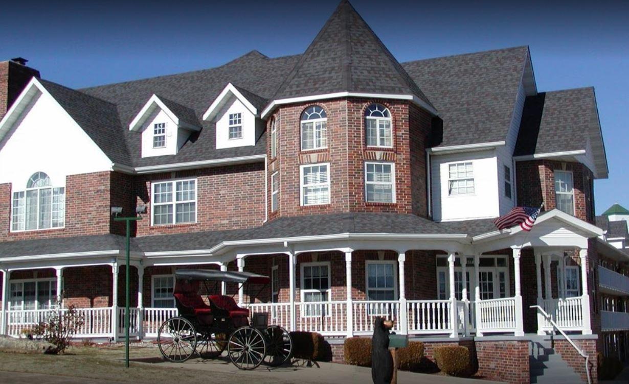 (BRAMO-RF3880) VICTORIAN STYLE HOTEL